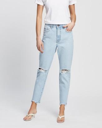 Nobody Denim Frankie Ankle Jeans