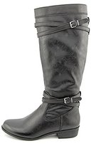 Naturalizer Victorious Women US 6.5 Black Knee High Boot