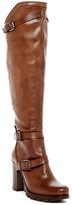Charles David Delaware Knee-High Moto Boot