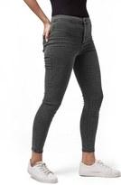 Topshop Petite Women's 'Joni' High Rise Skinny Jeans