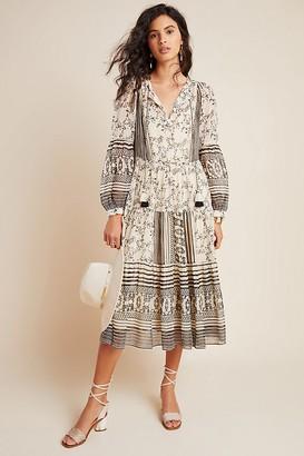 Talulah Tiered Midi Dress