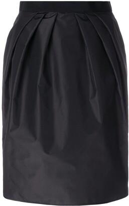 Giambattista Valli Gathered Waist Skirt