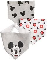 Disney Disney's Mickey Mouse Baby 3-pack Bandana Bibs