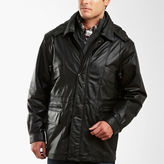 JCPenney Excelled Leather Parka