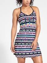Athleta Ikat Shorebreak Swim Dress