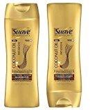 Suave Professionals Coconut Oil Infusion Damage Repair Shampoo & Conditioner, 12.6 Fl. Oz. Each