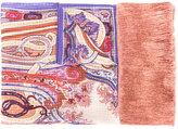 Etro Persian print scarf - women - Silk - One Size