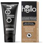 Hello Activated Charcoal Whitening Toothpaste - 4oz