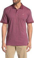 Trunks Surf And Swim Co. Contrast Knit Polo