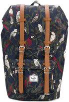 Herschel bird patterned backpack
