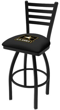 "Holland Bar Stool US Military 30"" Swivel Bar Stool Holland Bar Stool"