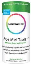 Rainbow Light 50+ Mini-TabletTM Multivitamin - 90 ct