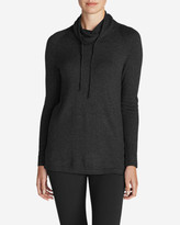 Eddie Bauer Women's Catalyst Funnel-Neck Sweater