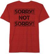 Hybrid Men's Graphic-Print Cotton T-Shirt