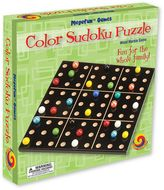 Color Sudoku Puzzle by MegaFun USA