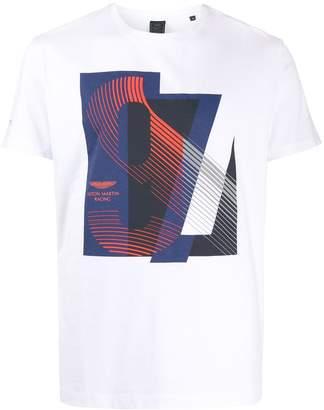 Hackett x Aston Martin Racing T-shirt