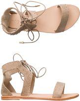 Urge Sophia Lace Up Sandal