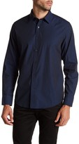 Robert Barakett Baldwyn Regular Fit Sport Shirt