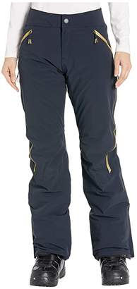 Roxy GORE-TEX(r) 2L Rushmore Snow Pants (Medieval Blue) Women's Clothing
