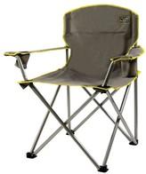 Quick Shade Quik Chair 1/4 - Ton Heavy Duty Folding Armchair - Gray