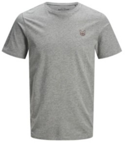 Jack and Jones Men's Logo T-shirt