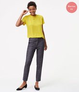 LOFT Custom Stretch Pencil Pants in Marisa Fit