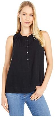 Splendid Lexi Swing Tank (Black) Women's Clothing