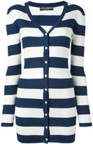 Dolce & Gabbana striped cardigan