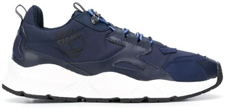 Timberland Low Top Panelled Sneakers