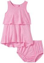 Splendid Slub Jersey Dress (Baby) - Light Pink - 18-24