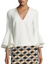 Milly Nicole Bell Sleeve Top
