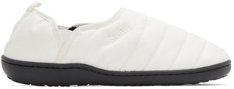 SUBU White Amp Traction Loafers