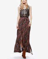 Free People Remember Me Printed Maxi Skirt