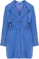 Studio Plus Size Trench coat
