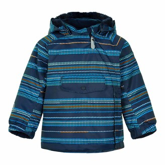 Color Kids Baby_Boy's Jacket AOP-Stripe Insulated