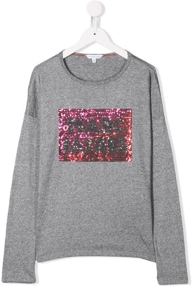 Little Marc Jacobs long sleeved T-shirt