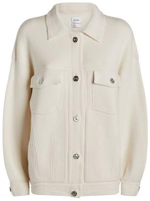 Barrie Cashmere-Cotton Jacket