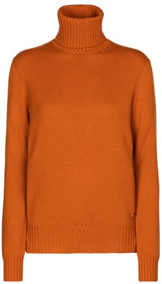 Loro Piana Parksville baby-cashmere turtleneck sweater