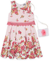 Knitworks Knit Works Sleeveless Skater Dress - Preschool Girls