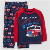 Just One You Baby Boys' 2pc Pajama Set - Just One You Made by Carter's® Red