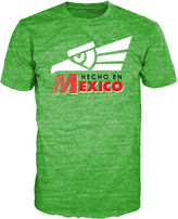 Novelty T-Shirts Hecho En Mexico Short-Sleeve Tee