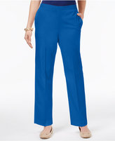 Alfred Dunner Corsica Pull-On Pants