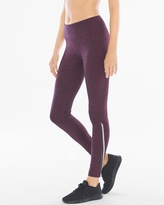 Soma Intimates Back Zip Leggings Malbec