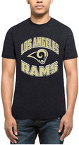 '47 Men's Los Angeles Rams Encircled Club T-Shirt