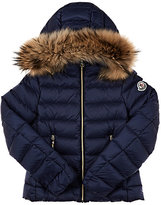 Moncler Solaire Down-Quilted Coat-BLUE
