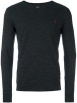 Polo Ralph Lauren long sleeved logo T-shirt