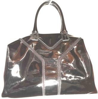 Saint Laurent Easy Black Patent leather Handbags