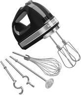 KitchenAid KHM926 Onyx Black Hand Mixer