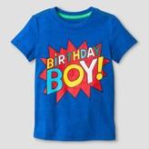 Cat & Jack Toddler Boys' Monster Graphic T-Shirt Bluebell