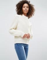 Brave Soul High Neck Sweater